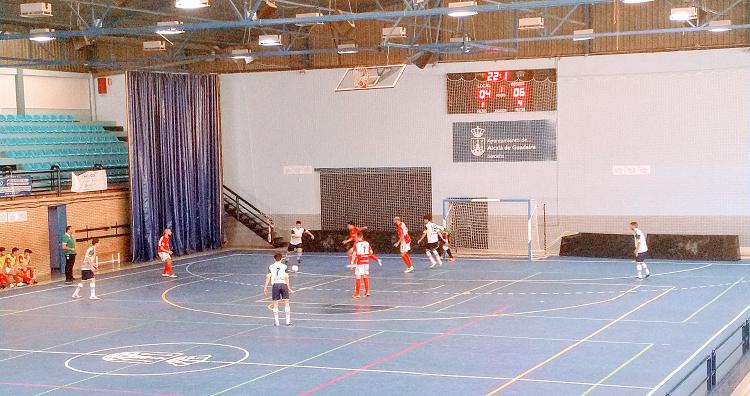 13ª jornada | Alcalá de Guadaira 5-6 SIMA Peligros Fútbol Sala