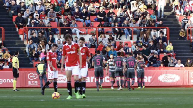 17ª jornada | Nástic de Tarragona 0-1 Granada C.F.