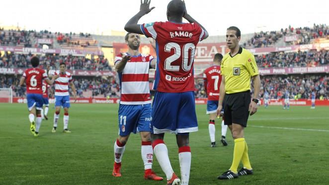 18ª jornada | Granada C.F. 1-0 Real Oviedo