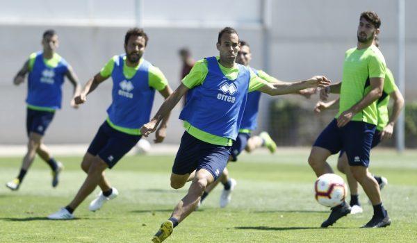 El Granada CF ultima su visita al RCD Mallorca
