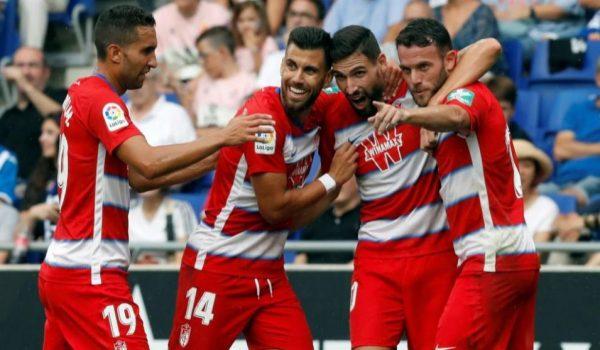 Tres goles, tres puntos