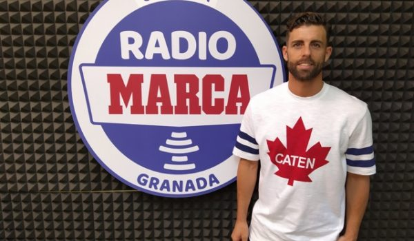 """Rodri Ríos: """"Tenía la esperanza de quedarme en el Granada"""""""