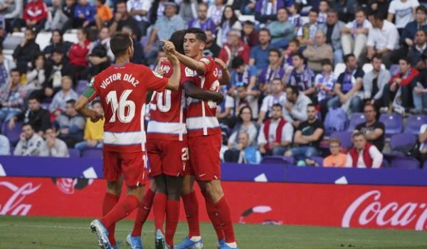 El Granada saca un punto en el Zorrilla