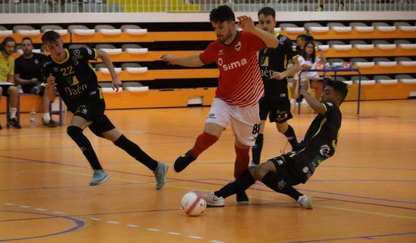 SIMA Peligros 3–2 Jaén Paraíso B
