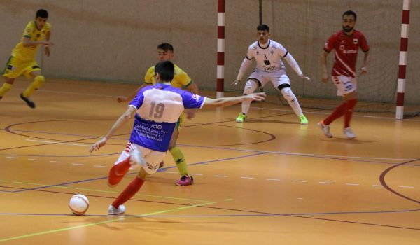 SIMA Peligros F.S. 4–6 Jaén Paraíso Interior B
