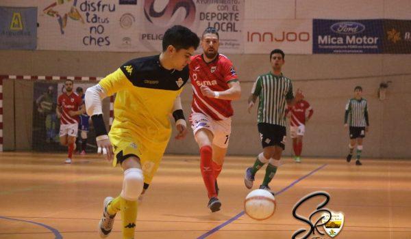 Feliz Navidad SIMA Peligros Fútbol Sala 8–2 Real Betis F.S. Nazareno B