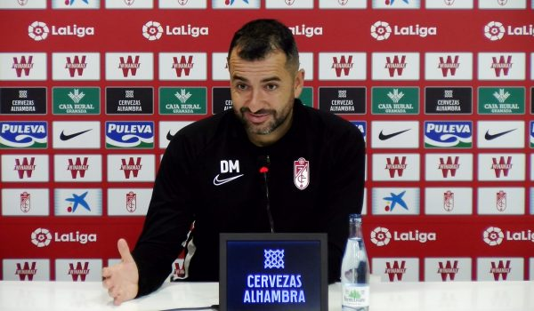 """Diego Martínez: """"La afición es el jugador más importante de todos"""""""