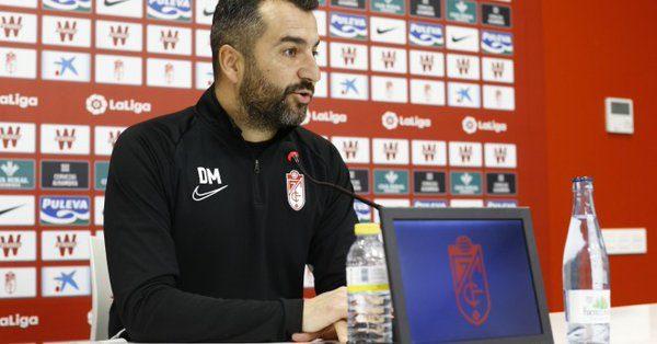Rueda de prensa de Diego Martínez previa F.C. Barcelona