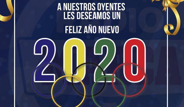 Feliz año 2020 os desea Radio Marca Granada