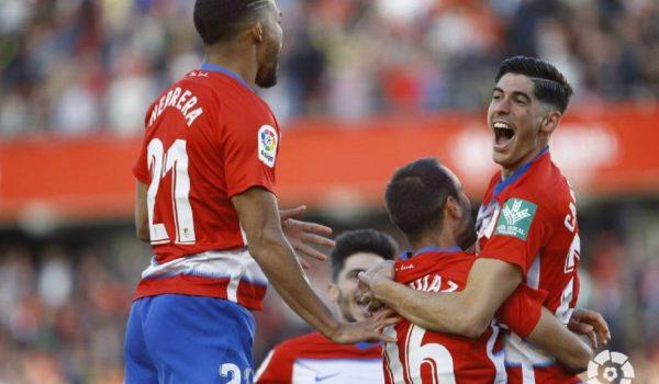 El Granada derrota al Alavés y regresa a la senda de la victoria