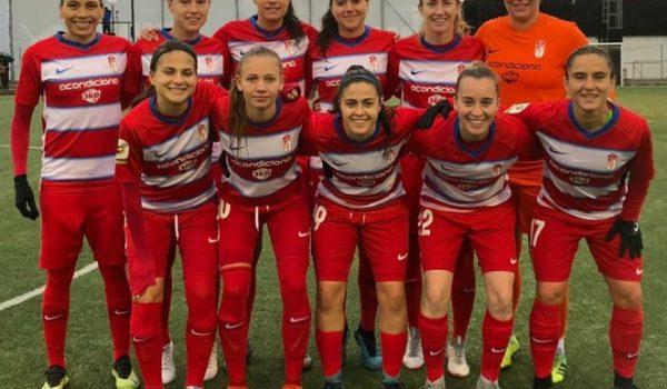 El Granada Femenino se impone ante el Valencia CF B