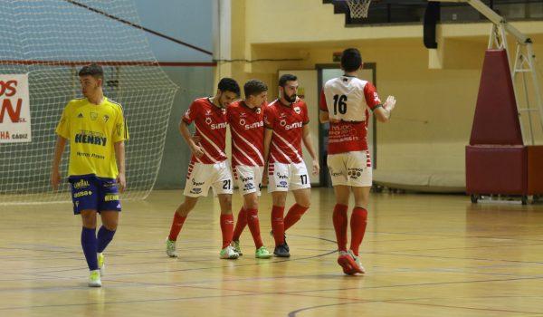 Ilusionante triunfo: Cádiz C.F. Virgili 2-3 SIMA Peligros FS