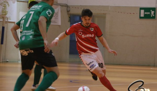 SIMA Peligros Fútbol Sala 6-3 Jerez de los Caballeros