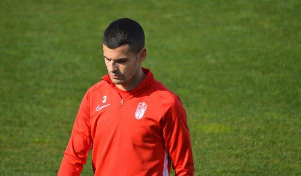 Álex Martínez, intervenido de su lesión en el tendón de Aquiles