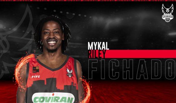 Mykal Riley, nuevo jugador del Coviran Granada