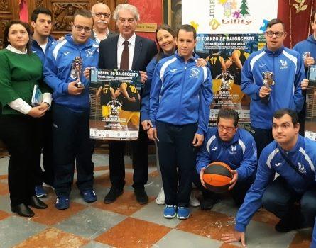 Un centenar de jugadores en el Torneo de Baloncesto Sierra Nevada Natura Ability