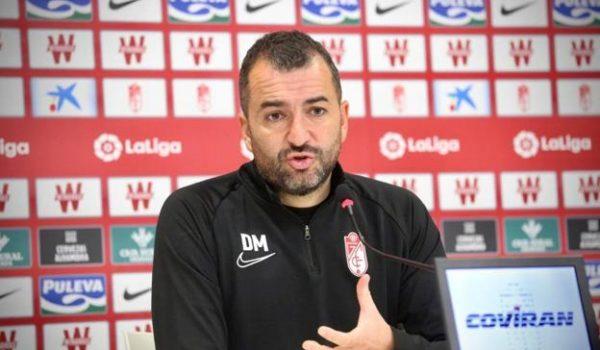 """Diego Martínez: """"Me siento orgulloso de este equipo"""""""